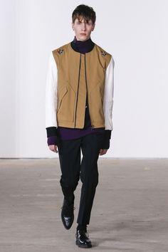 Tim Coppens Fall 2016 Menswear Fashion Show