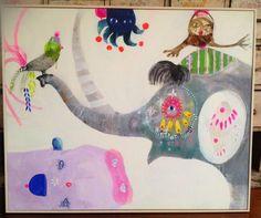 Jungle Series Art by Jessica Breakwell