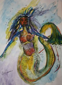 """""""Deep Water Treasure"""" by eoconnor"""