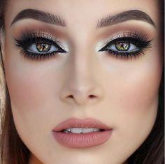 Gorgeous Makeup: Tips and Tricks With Eye Makeup and Eyeshadow – Makeup Design Ideas Gorgeous Makeup, Love Makeup, Makeup Inspo, Makeup Inspiration, Style Inspiration, Makeup Set, Prom Makeup, Elf Makeup, Bridal Makeup