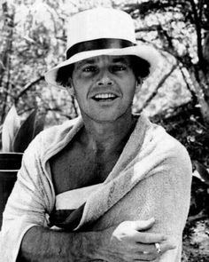 Jack Nicholson reminds me so much of my grandpa. One of the best actors to ever live in my opinion