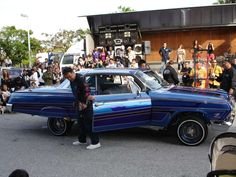 Image result for lowrider car show