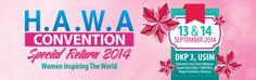 HAWA Convention