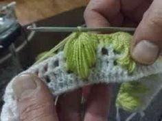 How to run step by step blanket crochet Gota D'Agua