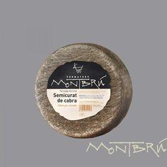 Lleugeret - Quesos Semicurado de Cabra  - Montbrú - Barcelona