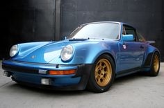 Magnus Walker Porsche 911 with Group 4 PAG wheels - www.group4wheels.com