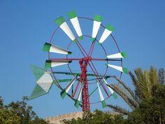 Molino de viento, Mallorca