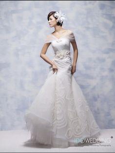 Modelos De Vestidos De Novia Al Estilo Coreano Parte