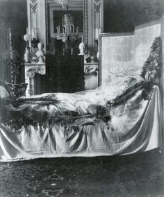 sterfbed koningin Sophie