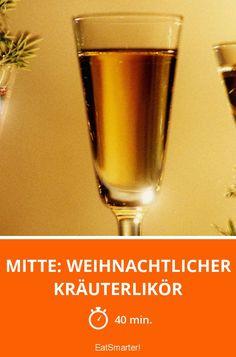 Mitte: weihnachtlicher Kräuterlikör - Famous Last Words Fruit Champagne, Cranberry Champagne Cocktail, Cotton Candy Cocktail, Cotton Candy Champagne, Champagne Margaritas, Cocktail Mix, Signature Cocktail, Cocktails Vodka, Holiday Cocktails