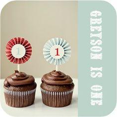 ezra, candice, avery & greyson: Greyson's First Birthday