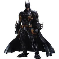 Armored Batman Action Figure