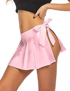Student Costume, School Girl Lingerie, School Girl Outfit, Pleated Mini Skirt, Sexy Skirt, Cute Skirts, Lingerie Collection, Sexy Outfits, Women Lingerie