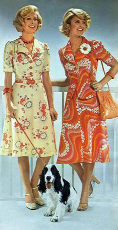 Retro fashion pictures from the and Seventies Fashion, 60s And 70s Fashion, Fashion Over 40, Retro Fashion, Vintage Fashion, Womens Fashion, Fashion Black, Fashion Fashion, Fashion Ideas