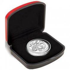 Brand New 2013 Year of The Snake Australian Silver Proof 1oz High Relief Coin 7,500 Minted Coming Soon