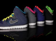 Nike Dunk High Free - June http://www.pinterest.com/suruclothing/our-design-synonyms/2013