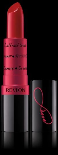 NEW Revlon Super Lustrous™ Love Is On Lipstick. CHOOSE TO ATTRACT LOVETry it for yourselfMore love, guaranteed or your…
