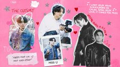 90s Jungkook Boyfriend edit Bts Wallpaper, Laptop Wallpaper, Magazine Collage, Kpop Posters, Pink Themes, Googie, Graphic Design Posters, Bts Pictures, Aesthetic Pictures
