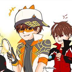 Anime Galaxy, Boboiboy Galaxy, Boboiboy Anime, Anime Chibi, My Childhood Friend, Pokemon Comics, Cartoon Movies, Hero Academia Characters, 3d Animation