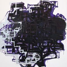Joanne Greenbaum, Untitled, 2006
