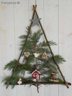 Nueva vida al árbol de Navidad