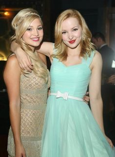 Dove and Olivia!