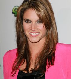 Missy Peregrym hair, bangs from this one