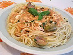 Sýrové špagety - Babinet.cz