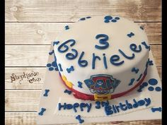 #Cucina - Paw Patrol Cake - Slideshow fotografica