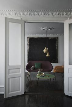 on the blog now - the work of the interior stylist KATE IMOGEN WOOD... www.homeanddelicious.com