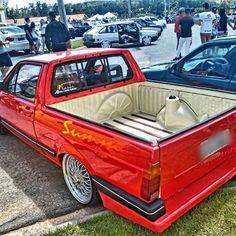 Está é uma Saveiro Summer... Datsun Car, Volkswagen Caddy, Vw Cars, Top Gear, Mk1, Pickup Trucks, Motor Car, Cars And Motorcycles, Vehicles
