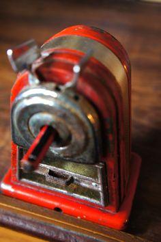 *Vintage Pencil Sharpener