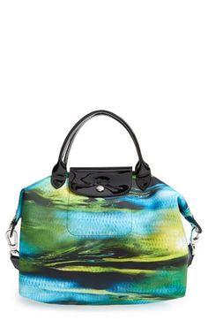 c6d3cb6fad Longchamp  Le Pliage - Neo Fantaisie  Top Handle Bag available at   Nordstrom Designer