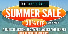 Summer Sale 2014 Announced by Loopmasters | ProducerSpot http://www.producerspot.com/summer-sale-2014-announced-by-loopmasters