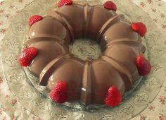 manjar de chocolate