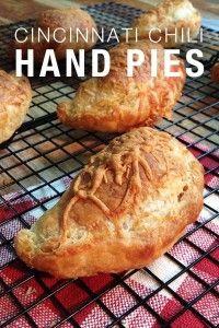 Cincinnati Chili Hand Pies