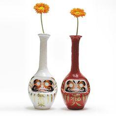 花瓶だるま : 東京キッチュ ユニークな和雑貨土産の通販サイト, 東京キッチュ