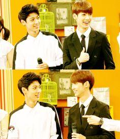 jo twins - youngmin & kwangmin