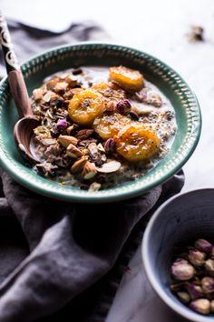 Vegan coconut chia pudding