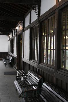 Japanese old station