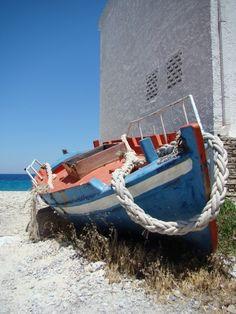 Samos - Kokkari beach