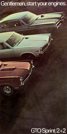 Cover of the 1967 Pontiac Performance Brochure.