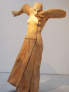 Art from Spain - Francisco Leiro Lois - 1957 Pontevedra. Abstract Sculpture, Wood Sculpture, Contemporary Sculpture, Contemporary Art, Arte Online, Small Sculptures, Religious Icons, Life Drawing, Three Dimensional