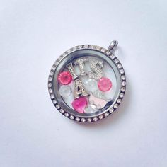 It's a girl Floating Lockets, New Moms, Bracelet Watch, Watches, Bracelets, Baby, Accessories, Fashion, Moda