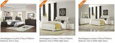 Bedroom sets, day beds, panel beds, platform beds, modern bed frames, headboard, nightstand, dresser, chest for your bedroom. Free shipping.