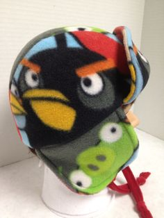 Angry birds Bomber hat!