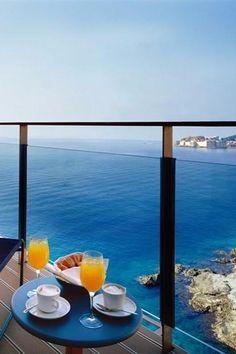 Rise and shine, we've got all of Dubrovnik to see! Villa Dubrovnik (Dubrovnik, Croatia) - Jetsetter