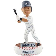cd5492426 Gary Sanchez New York Yankees Player Baller Bobblehead