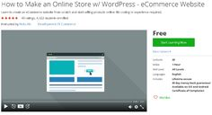 How to Make an Online Store w/ WordPress - eCommerce Website-udemy free coupon