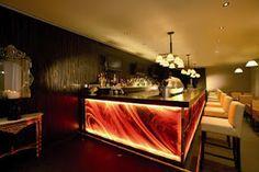 Dring's Bar at The Ring, Vienna's Casual Luxury Hotel Restaurant Design, Restaurant Bar, Vienna Hotel, Private Club, Pub Crawl, Club Design, Das Hotel, Interior Decorating, Interior Design